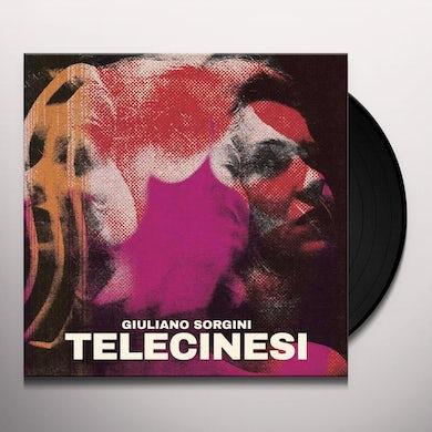 TELECINESI / Original Soundtrack Vinyl Record