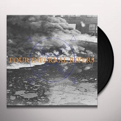Toam Carter / Pat Murano FOUR INFERNAL RIVERS Vinyl Record