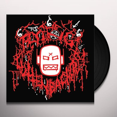 Flying Luttenbachers SHATTERED DIMENSION Vinyl Record