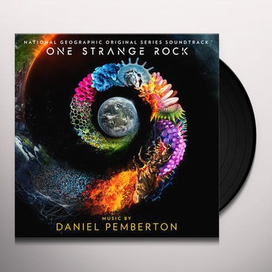 Daniel Pemberton One Strange Rock (OSC) Vinyl Record