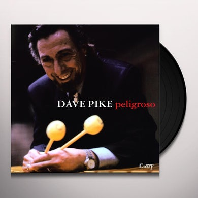 Dave Pike PELIGROSO Vinyl Record
