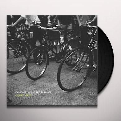 David Grubbs COMET META Vinyl Record