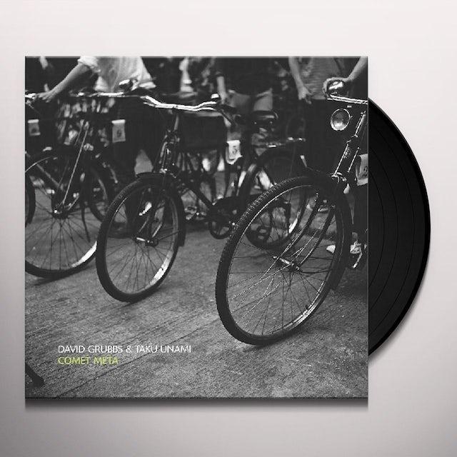 David Grubbs / Taku Unami COMET META Vinyl Record