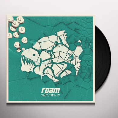 ROAM SMILE WIDE Vinyl Record