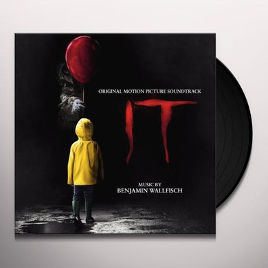 Benjamin Wallfisch IT / Original Soundtrack Vinyl Record