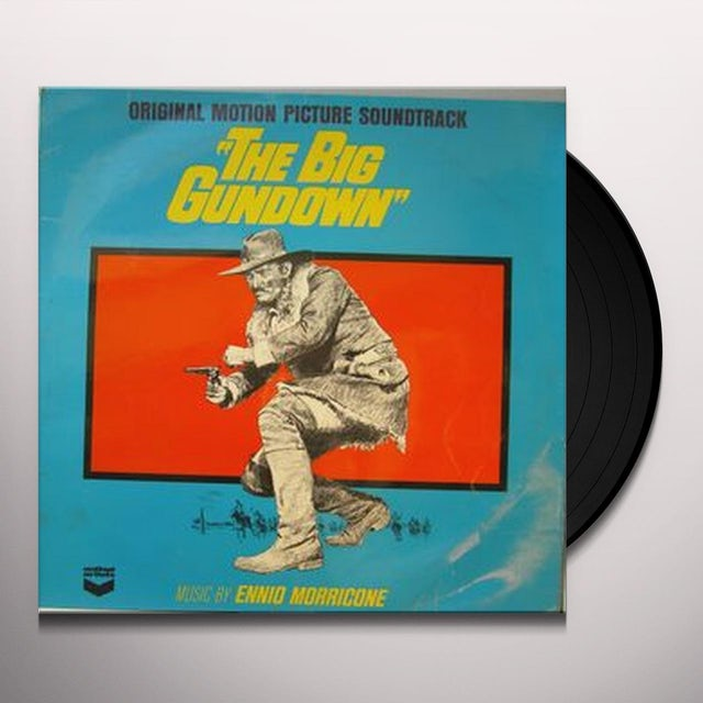 Ennio Morricone BIG GUNDOWN (SCORE) / Original Soundtrack Vinyl Record