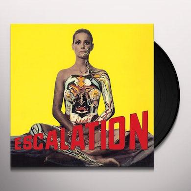 ESCALATION / O.S.T. Vinyl Record - Italy Release