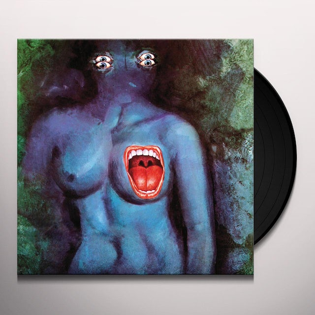SPASMO (THE MOUTH EDITION) / O.S.T. (ITA) SPASMO (THE MOUTH EDITION) / O.S.T. Vinyl Record - Italy Release