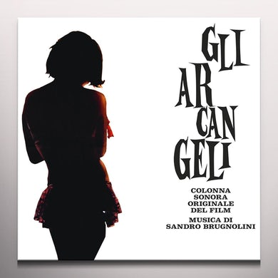 Sandro Brugnolini GLI ARCANGELI - Original Soundtrack Vinyl Record