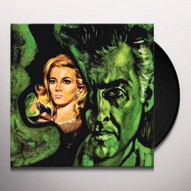 Piero Umiliani REQUIEM PER UN AGENTE SEGRETO / O.S.T. Vinyl Record