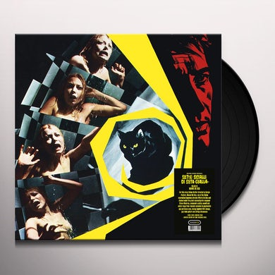 Sette Scialli Di Seta Gialla / O.S.T. SETTE SCIALLI DI SETA GIALLA / Original Soundtrack Vinyl Record