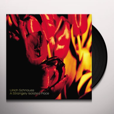 Ulrich Schnauss STRANGELY ISOLATED PLACE Vinyl Record