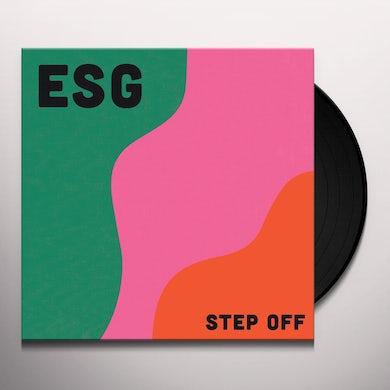 Esg Step Off Vinyl Record