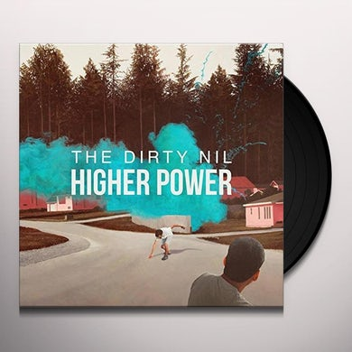 DIRTY NIL HIGHER POWER Vinyl Record