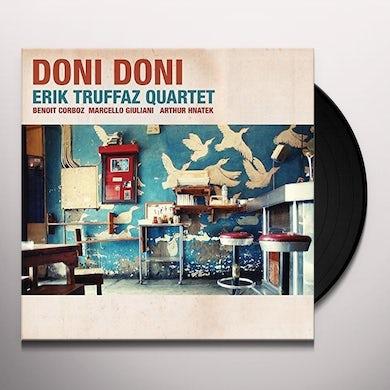 Erik Quartet Truffaz DONI DONI Vinyl Record