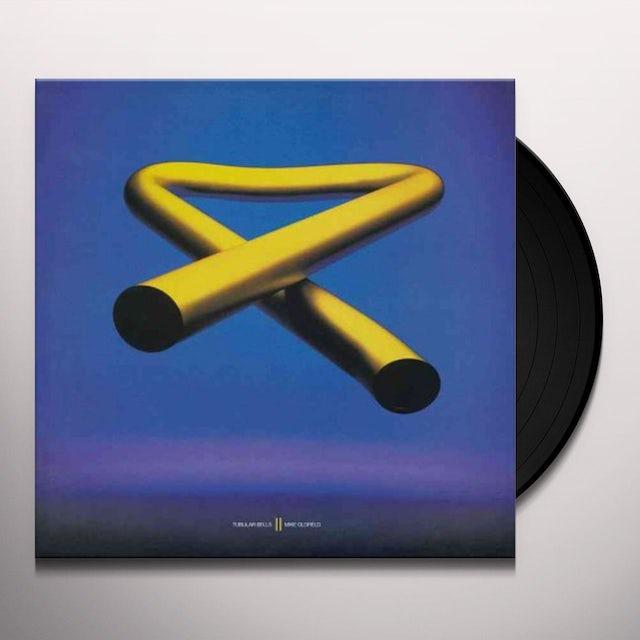 Mike Oldfield TUBULAR BELLS II Vinyl Record