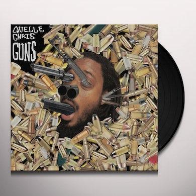 Quelle Chris Guns Vinyl Record