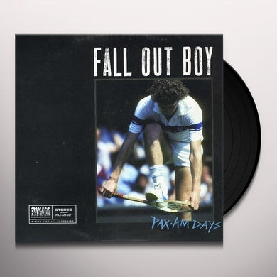 Fall Out Boy PAX AM DAYS Vinyl Record