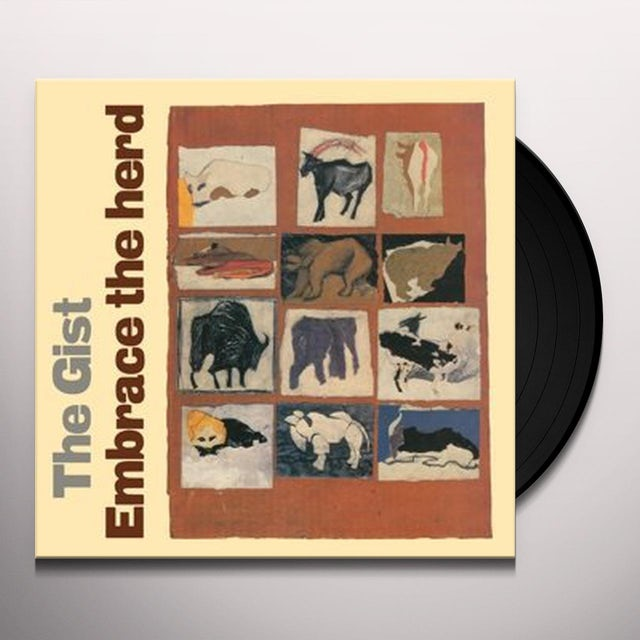 Gist EMBRACE THE HERD Vinyl Record