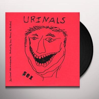 Urinals SEX / GO AWAY GIRL Vinyl Record