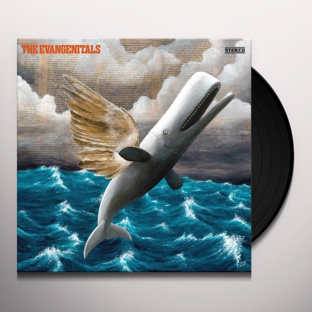 Evangenitals MOBY DICK OR THE ALBUM Vinyl Record