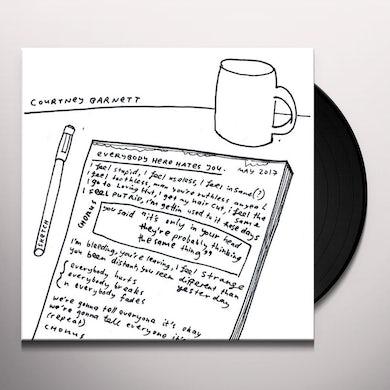 Courtney Barnett EVERYBODY HERE HATES YOU Vinyl Record
