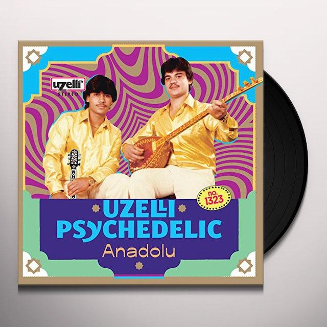 Uzelli Psychedelic Anadolu / Various