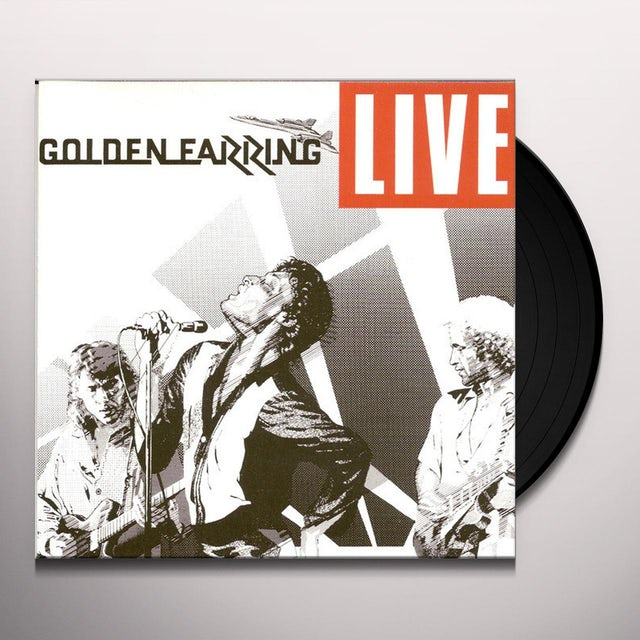 Golden Earring LIVE Vinyl Record