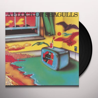 Flock Of Seagulls Vinyl Record - 180 Gram Pressing