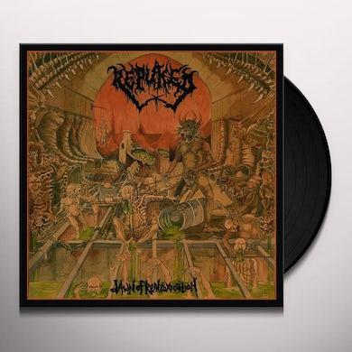 Dawn Of Reintoxication Vinyl Record