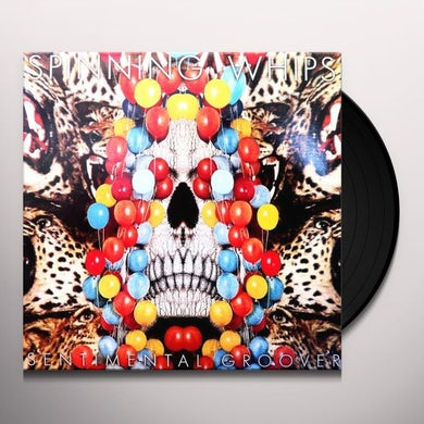 Spinning Whips SENTIMENTAL GROOVER Vinyl Record