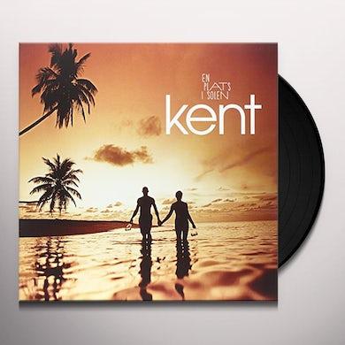 Kent EN PLATS I SOLEN Vinyl Record