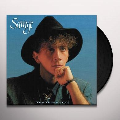 Savage TEN YEARS AGO (ULTIMATE EDITION) Vinyl Record