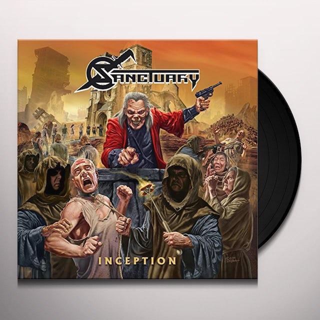 Sanctuary INCEPTION Vinyl Record