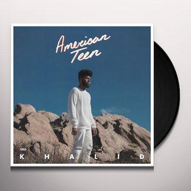 Khalid AMERICAN TEEN Vinyl Record