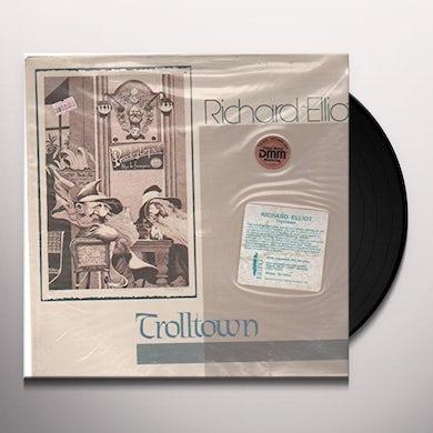 Richard Elliot TROOLTOWN Vinyl Record