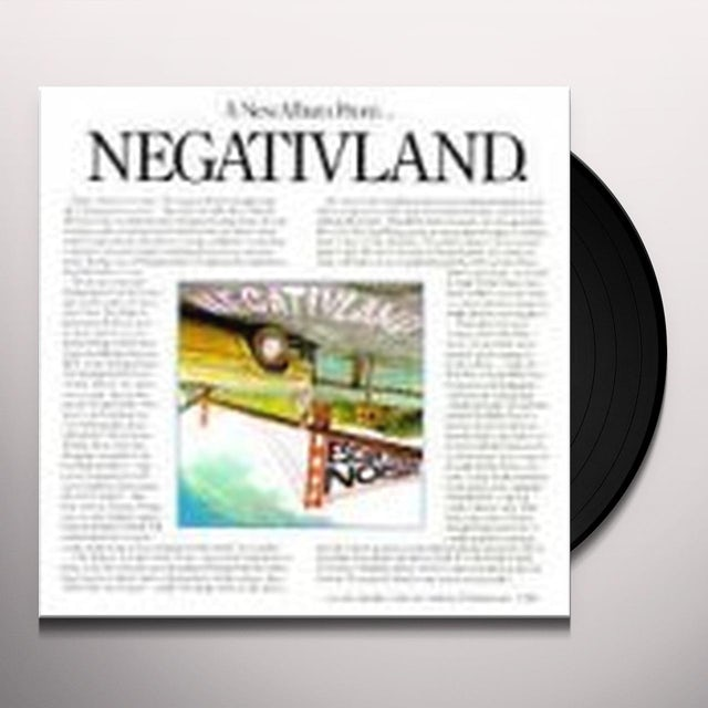 Negativland ESCAPE FROM NOISE Vinyl Record