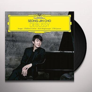 Seong-Jin Cho DEBUSSY Vinyl Record