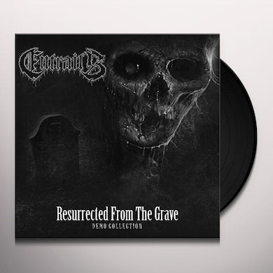 Entrails RESURRECTED FROM THE GRAVE Vinyl Record