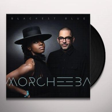 Morcheeba Blackest Blue Vinyl Record