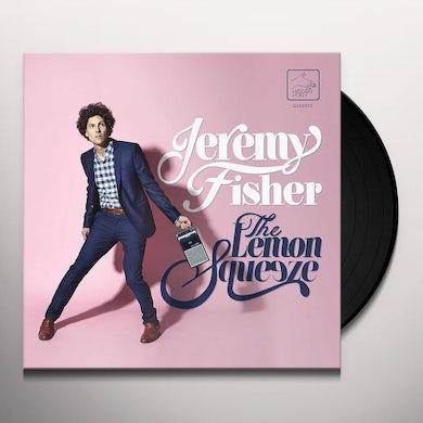 Jeremy Fisher LEMON SQUEEZE Vinyl Record