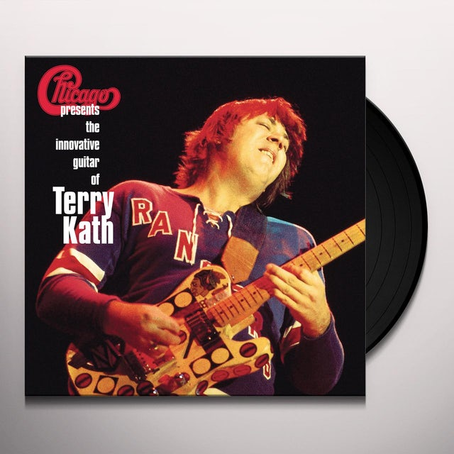 Chicago PRESENTS: INNOVATIVE GUITAR OF TERRY KATH Vinyl Record