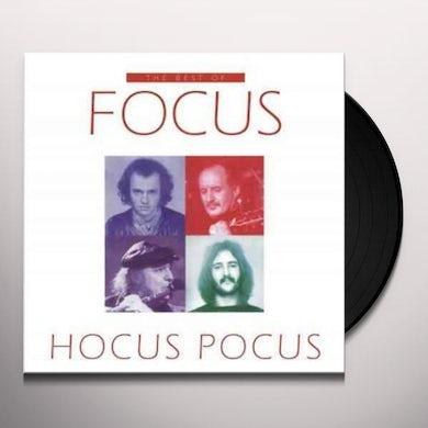 Hocus Pocus/Best of Focus Vinyl Record