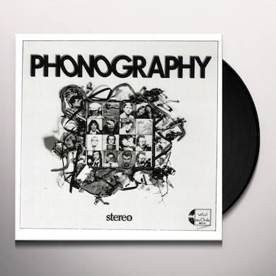 R. Stevie Moore PHONOGRAPHY Vinyl Record