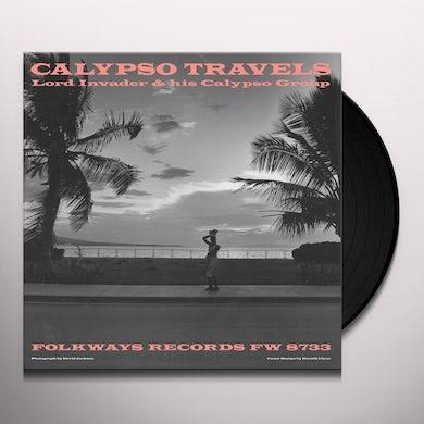 Lord Invader CALYPSO TRAVELS Vinyl Record