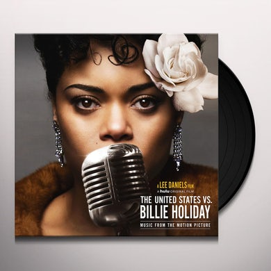 Andra Day UNITED STATES VS BILLIE HOLIDAY (MUSIC FROM THE) Vinyl Record