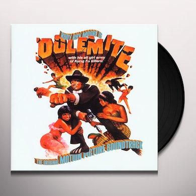 Rudy Ray Moore DOLOMITE SOUNDTRACK Vinyl Record