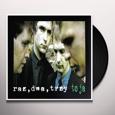 Raz Dwa Trzy TO JA Vinyl Record