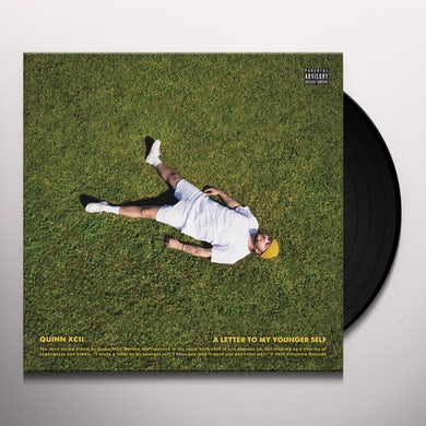Quinn XCII A Letter To My Younger Self Vinyl Record