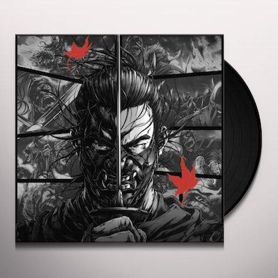 Ilan Eshkeri / Shigeru Umebayashi GHOST OF TSUSHIMA / Original Soundtrack (SPLATTER VINYL) Vinyl Record